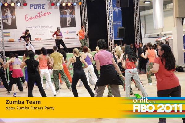 Международная фитнес-конвенция DFAV: событие впечатляющего масштаба