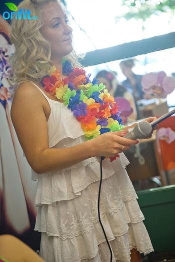 Гавайская вечеринка в «Арт-Спорт». Алоха!