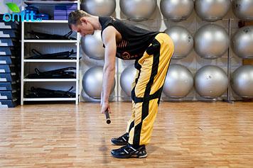 Комплекс упражнений для мужчин: подъемы рук