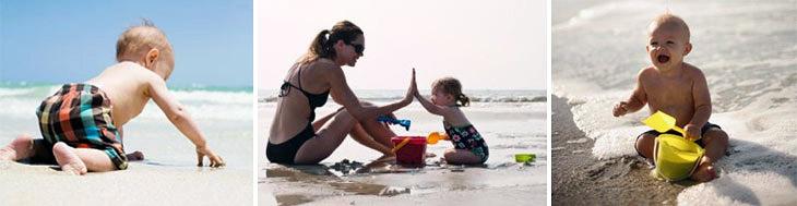 Что делать, если ребенок боится воды?
