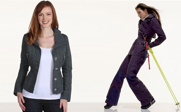 Тренд осени 2011 - Куртки на пуговицах