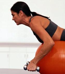 «Велнес-тренировка при остеохондрозе» - обучающий семинар компании Wellcom