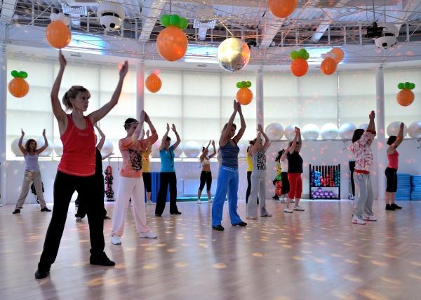 Танцевальные мастер-классы в клубе «Физика Шоссе Энтузиастов»