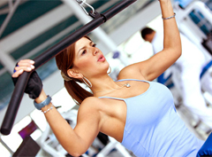 Фитнес улучшает секс