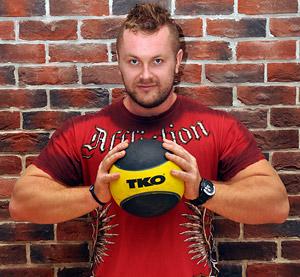 Сергей Никулин, фитнес-директор современного и стильного клуба «Новая Лига»