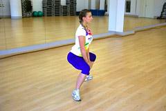 Гимнастика для ног: плие