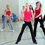 Городские мероприятия Москомспорта: соревнования по аэробике и ритмичной гимнастике