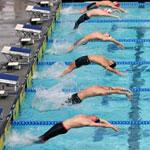 Городские мероприятия Москомспорта: финальные соревнования по плаванию