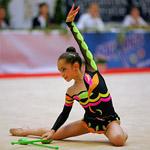 Первенство Москвы по художественной гимнастике