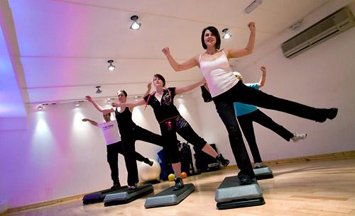 11 ноября – Международный день фитнеса