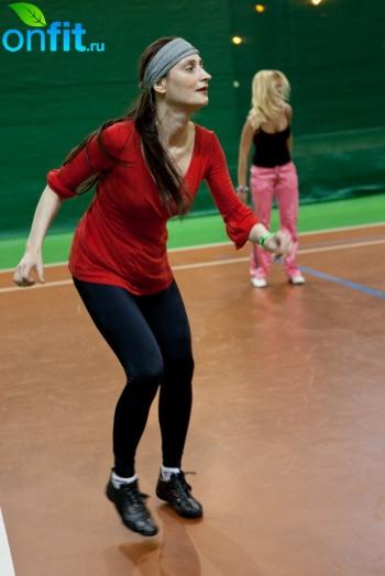 Jose Martinez провел танцевальные мастер-классы в Wellness Park