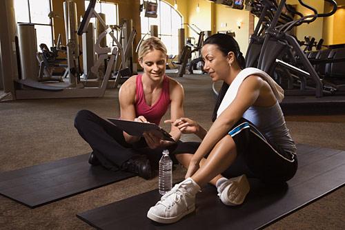 Обучение фитнес-инструкторов
