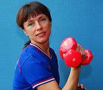 Как накачать мышцы рук девушкам, рассказывает Елена Ульянова