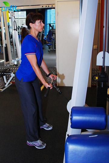 Как накачать мышцы рук: сгибание