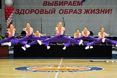 В Красноярске прошел VIII Кубок Сибири по фитнес-аэробике