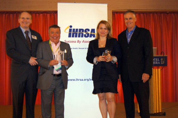 XI ежегодный Европейский фитнес-конгресс IHRSA