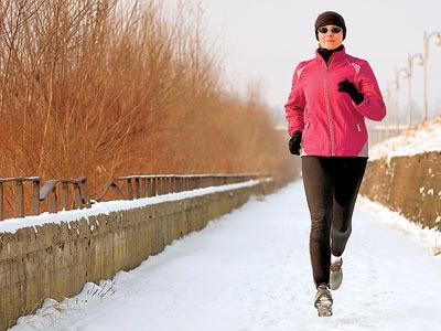 Фитнес зимой – отличная профилактика простуды