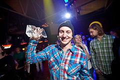 Игорь Игнатьев, один из организаторов соревнований Quiksilver New Star Invitational, победивших в соответствующей номинации
