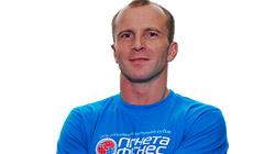Роман Шаров разработал комплекс упражнений на плечи для мужчин