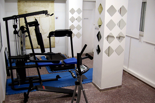 В Орловской области открылся фитнес-центр для заключенных