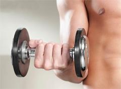 Программа максимум за короткое время: комплекс упражнений с гантелями