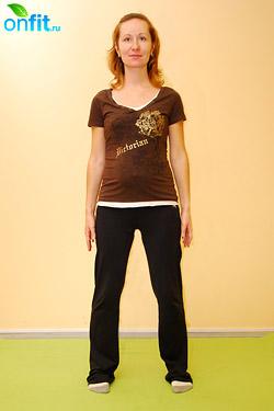 Упражнения для беременных в 1-м триместре должны быть не столько тренировкой, сколько способом приятно и полезно провести время