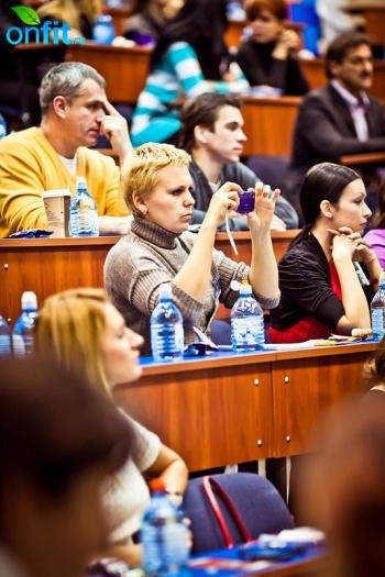 9-й Всероссийский съезд специалистов спортивно-оздоровительной индустрии и фитнеса.