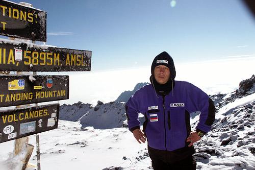 Максим Шакиров покорит новую вершину в Новый год