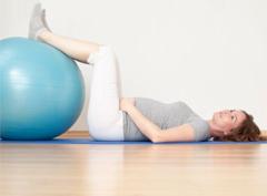 Радуемся жизни! Делаем упражнения для беременных во 2-м триместре