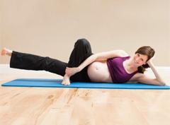 Упражнения для беременных в 3-м триместре: фитнес с хорошим настроением
