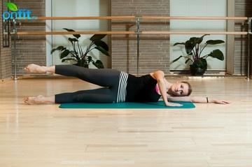 Упражнение на внутреннюю поверхность бедра