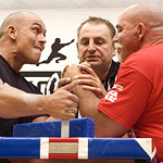 II Открытый турнир по армспорту, бодибилдингу и гиревому спорту «Золотая белка»