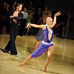 Чемпионат Европы по спортивным танцам в европейской и латиноамериканской программах