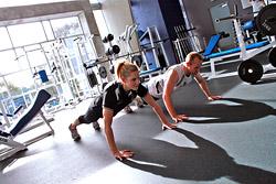 � ����� Gym Fitness Studio ������ 21 ������� �������� ��������, ���������� ����� � ������ �� 50%