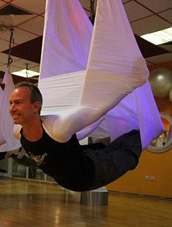 Кристофер Харрисон - человек, научивший людей летать