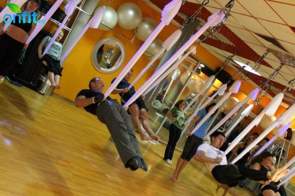 AntiGravity Yoga � Janinn Fitness � �Terrasport ��������: ������ ���!
