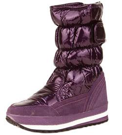 Дутая обувь - тренд зимы 2011/2012