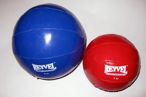 Медбол Reyvel