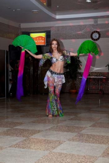 Танцевальный конкурс «ТанцеLove» в клубе Wellness Park