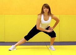 Упражнения для ног: используй вес своего тела!