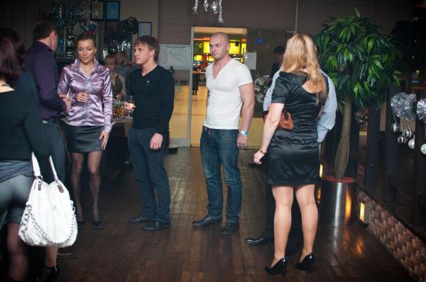 Фитнес-клуб Zarяdka отпраздновал Новый год!