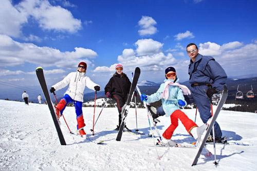 Россия примет участие в Первом международном дне снега