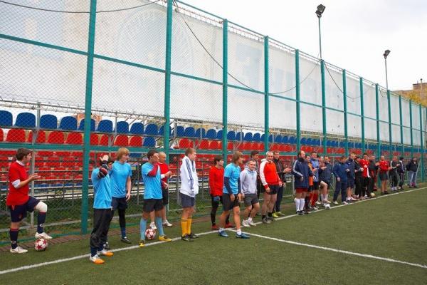 25 сентября 2011 года прошел Чемпионат «ДОН Спорт» по футболу
