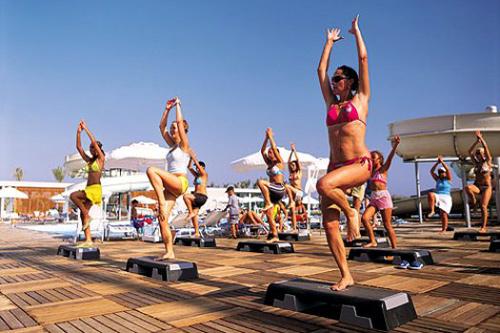 Фитнес-тур в Таиланд Happy Fitness