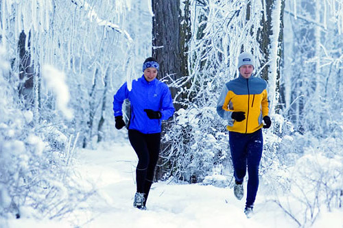 Американские эксперты считают, что бег полезнее ходьбы
