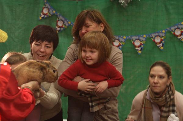 Новогодняя елка для детей в клубе «ДОН Спорт Алые Паруса»