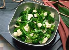 Овощное блюдо от Насти Крайновой