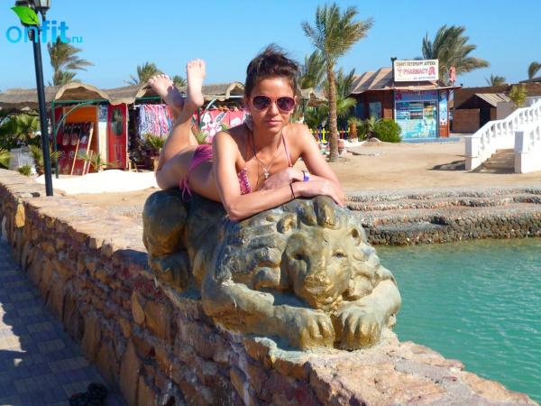 Оксана Ходорович: «Спасибо за отдых!»