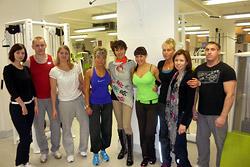 21 января в «Мисс Фитнес Марьино» была проведена лекция по здоровому питанию для клиентов и сотрудников клуба