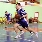 Спортивный праздник «Я играю в баскетбол!»